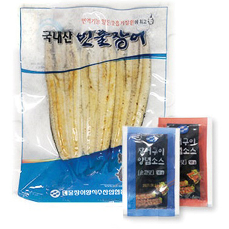 민물장어양식수협-영암직매장_사진(초벌구이-생물기준1kg)