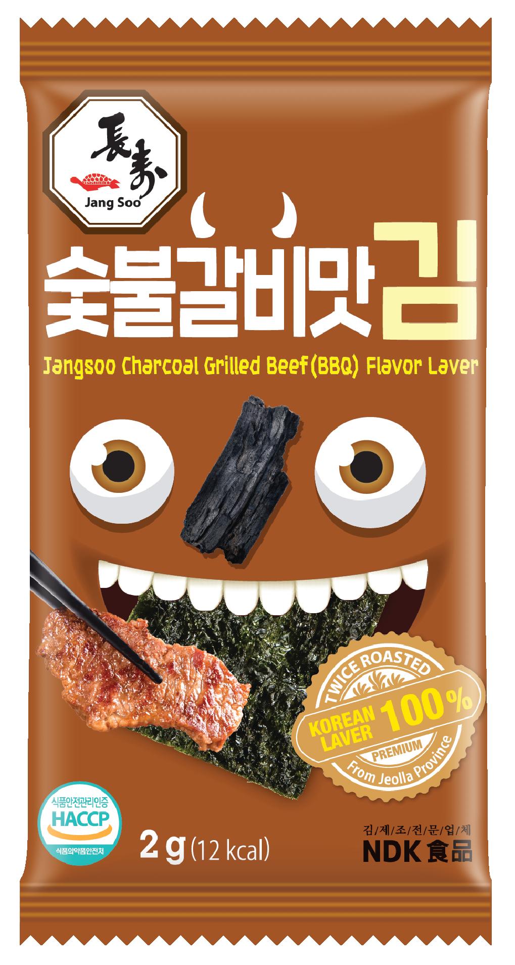 (주)앤디케이식품_사진3(장수숯불갈비맛김)