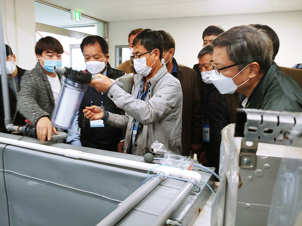 한국어촌어항공사_사진2(친환경양식-기술이전-실습교육)